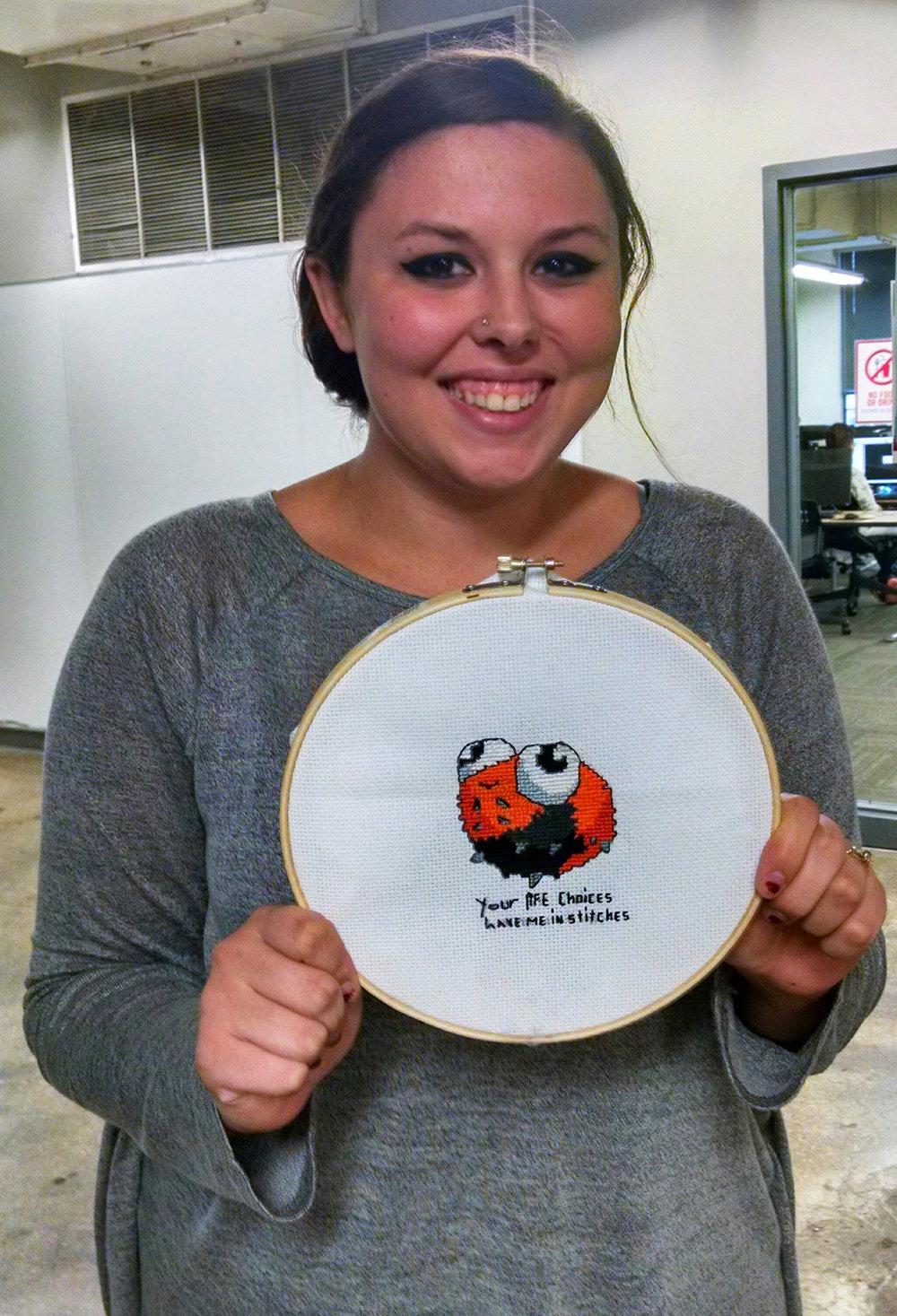 Sam Szutkowski's Wendell Embroidery
