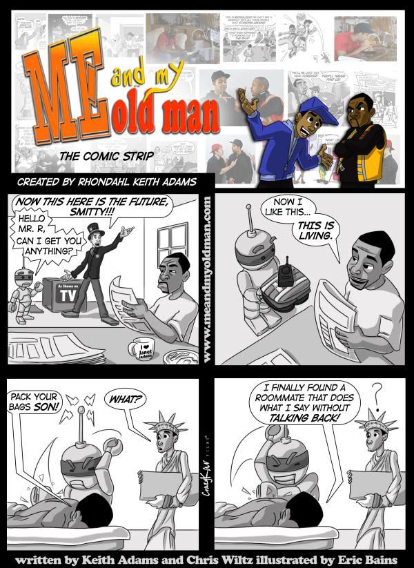 The future of comic strips