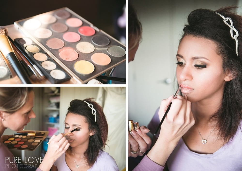 Bridal Make-up Rotorua