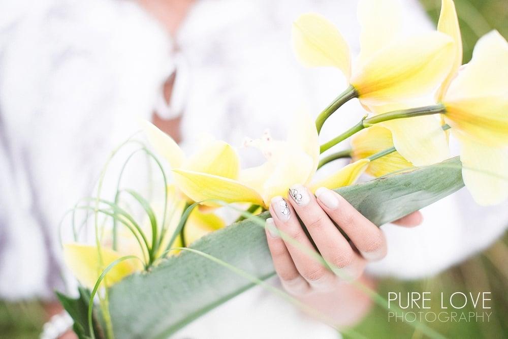 Rotorua Government Gardens Bride