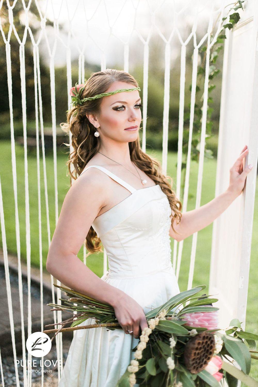 Stunning Boho Bride