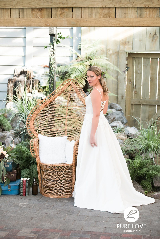 barn wedding at agrodome