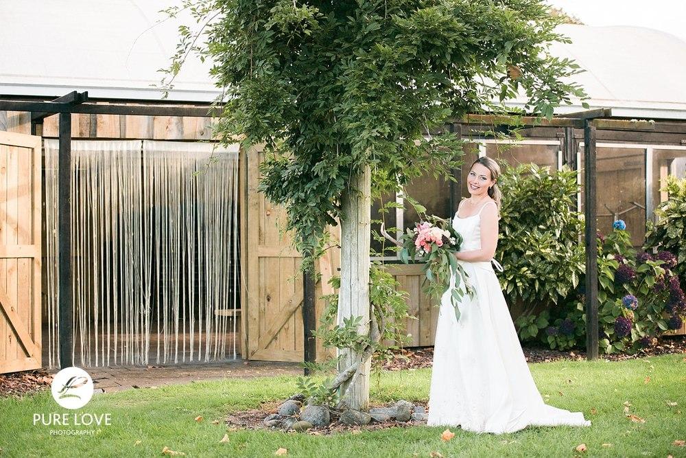 barn wedding rustic style
