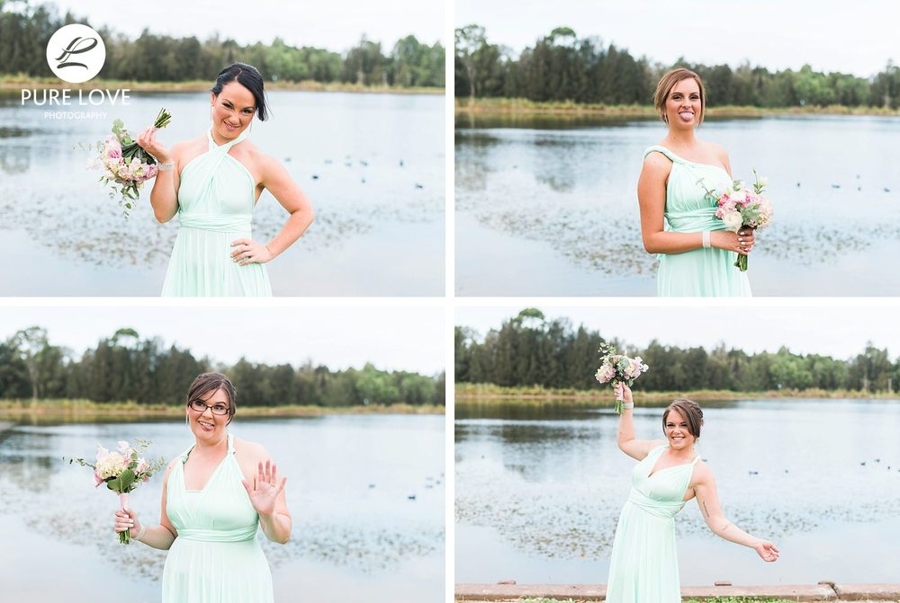 Bridesmaids funny photos
