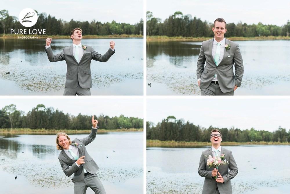 Groomsmen funny photos