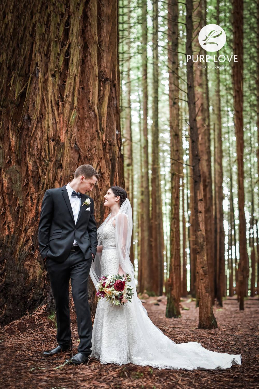 Redwoods Wedding Rotorua
