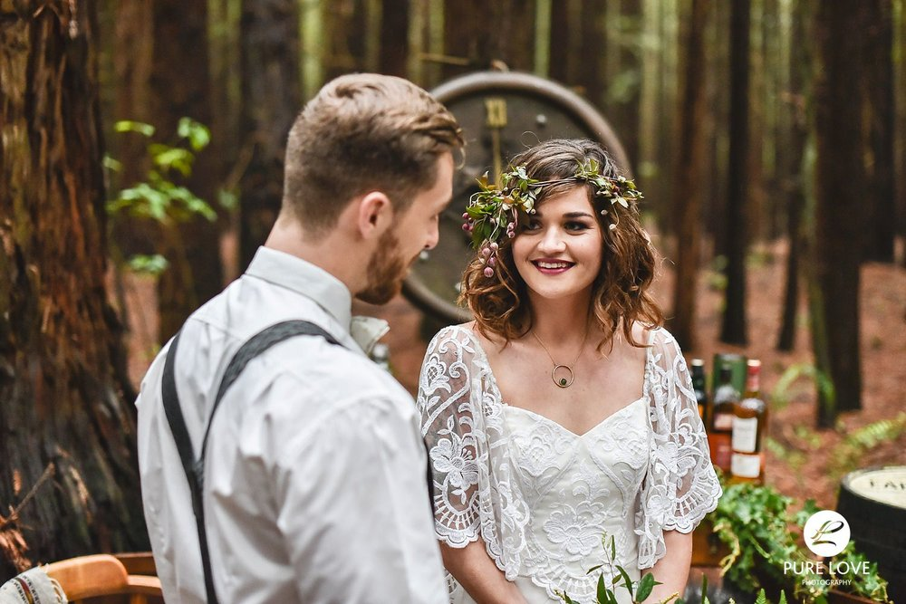 rustic wedding rotorua