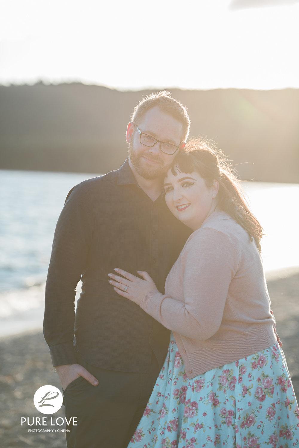 Engagement Session Lake Tarawera