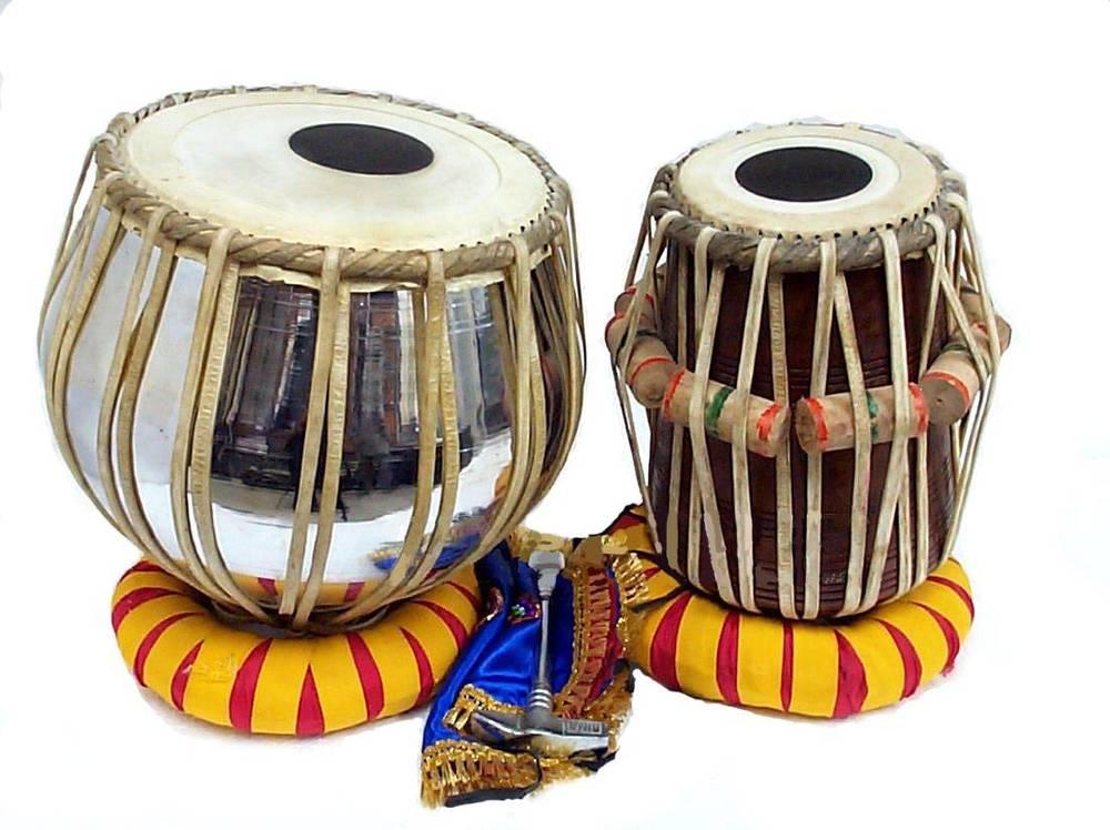 Indian Musical Instruments Tabla TABLA, DHOL, DH...