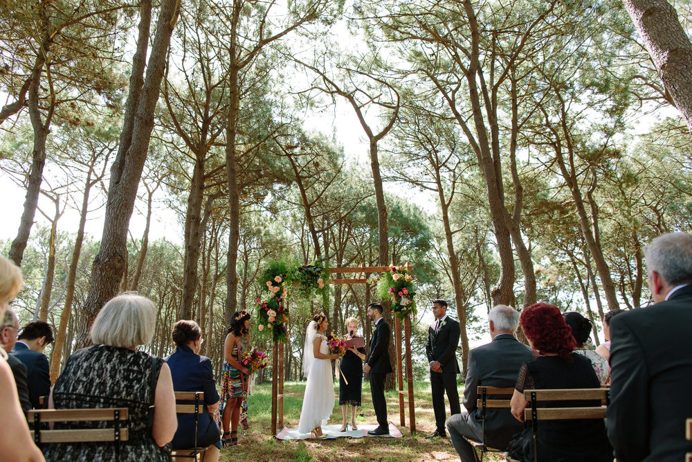 Centennial Parklands wedding styling and photography