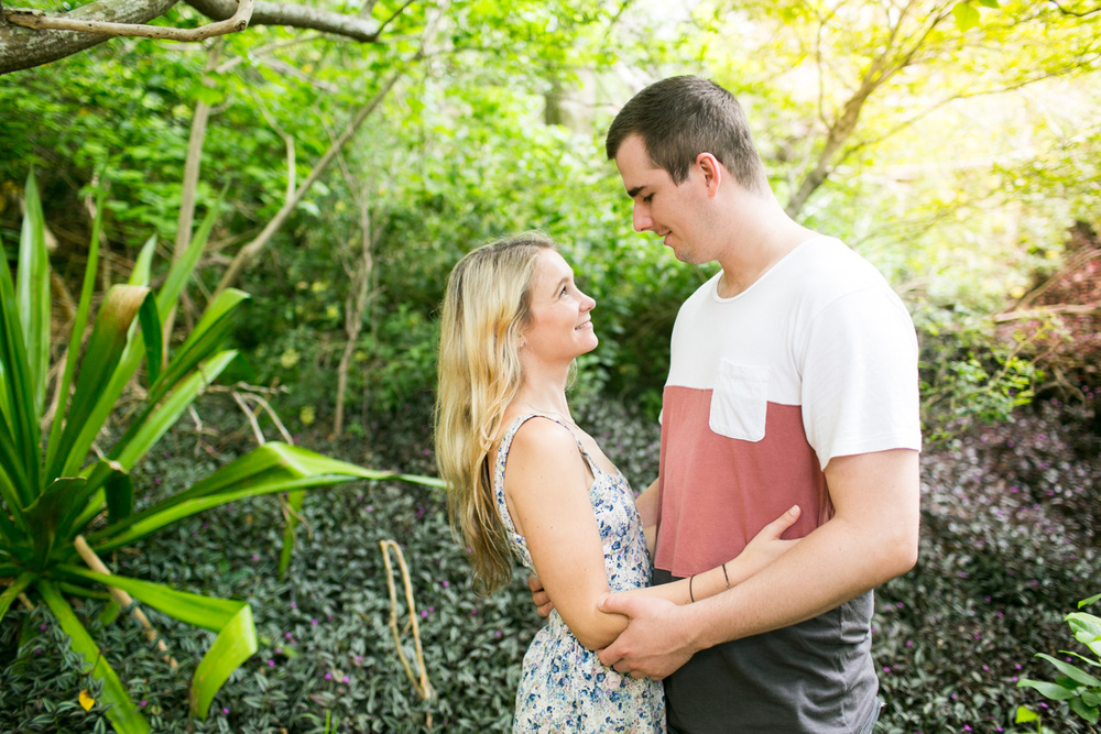 MICHELLE + TRENT {Engagement photography}