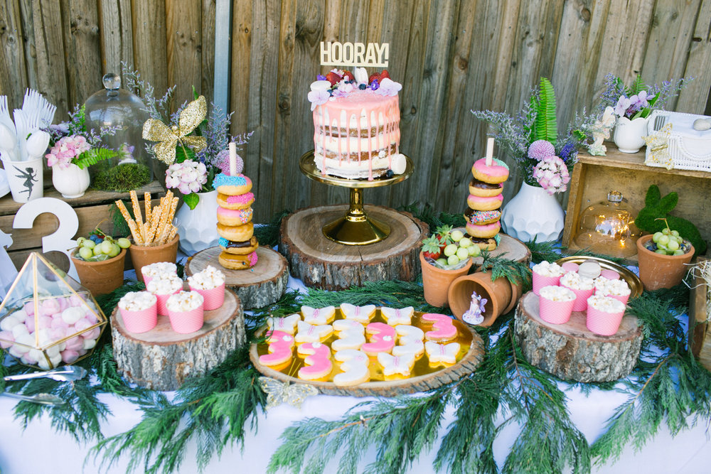 Naia's 3rd Birthday Party {Event Styling}
