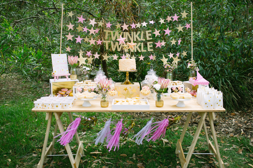 Naia's 2nd Birthday Part {Event Styling}