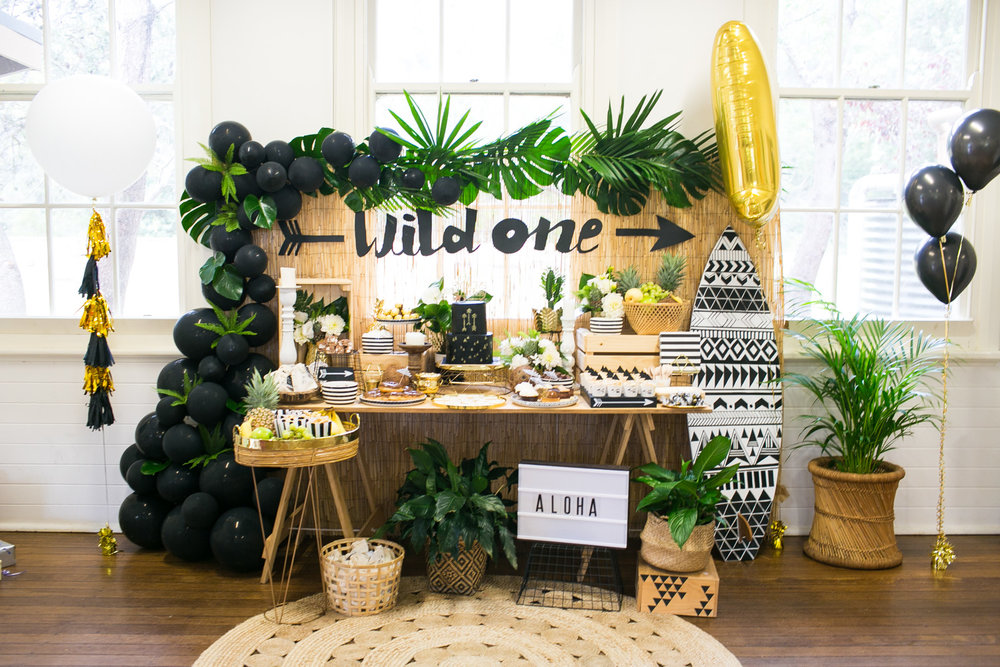 Ryder's 1st Birthday {Event Styling}