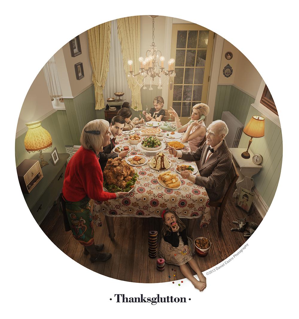 Thanksglutton