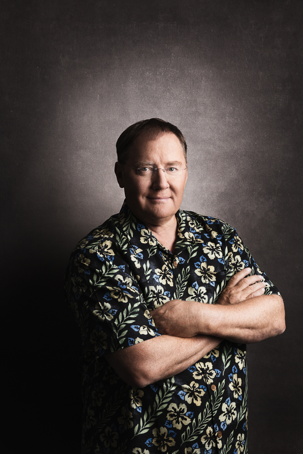 John Lasseter for WIRED
