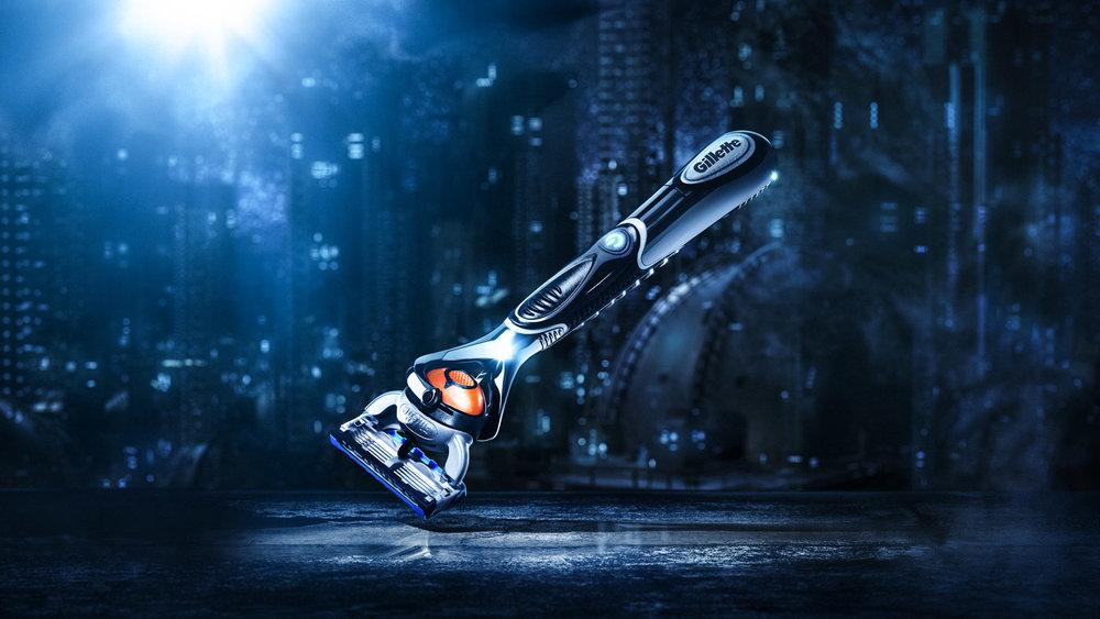 Gillette | Razor of The Future