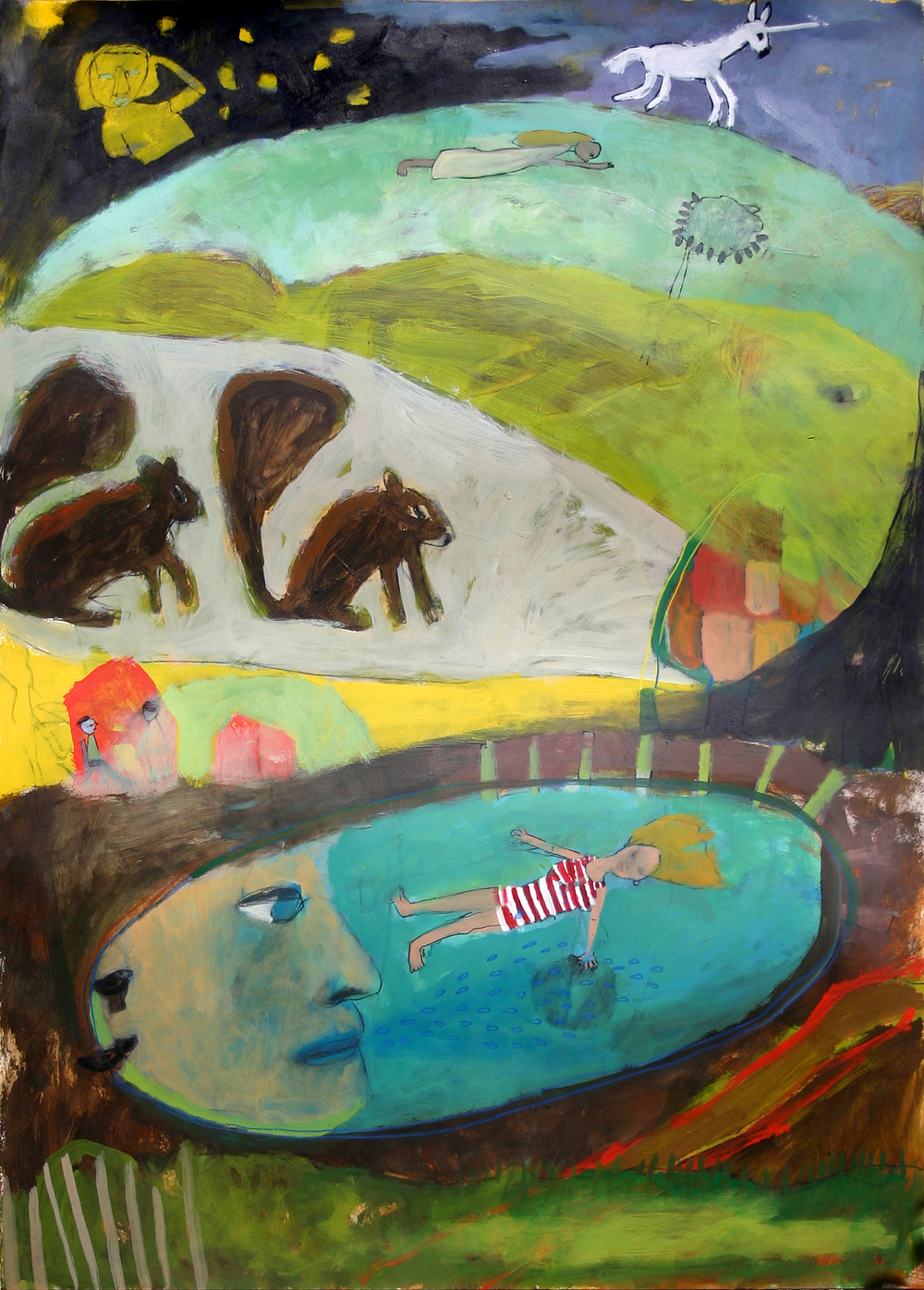 floating dream, 2006