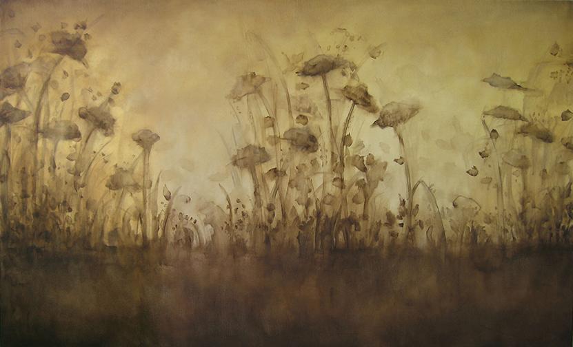 weeds landscape I, 2006