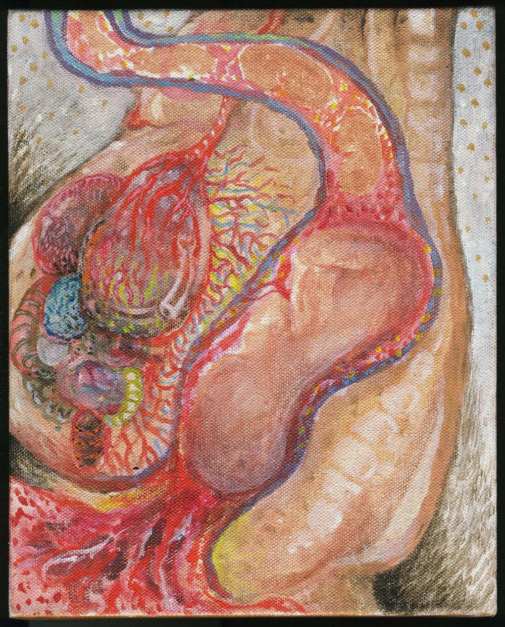 birth canal