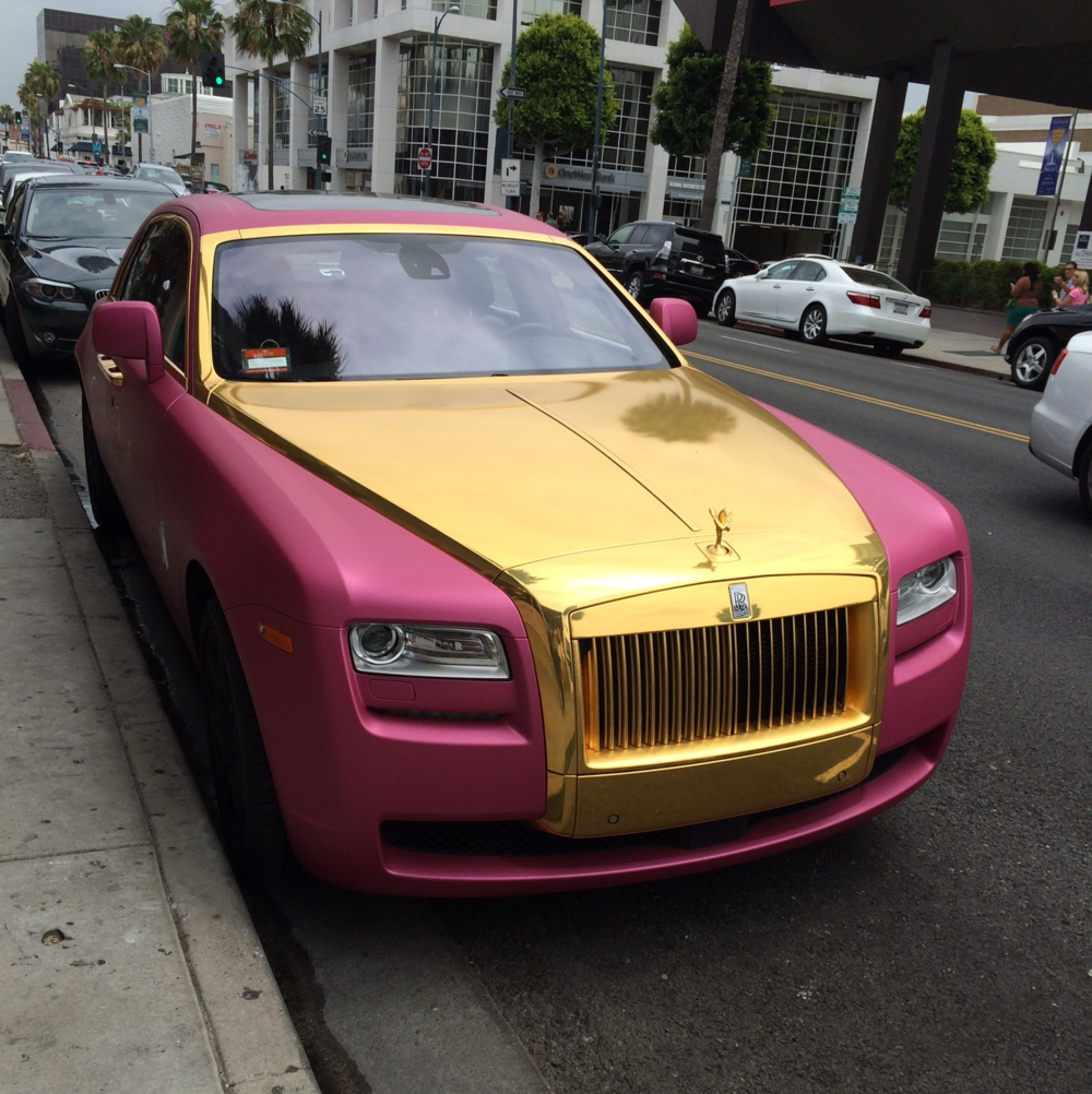 So, about this, waste of a Rolls Royce, perhaps ?