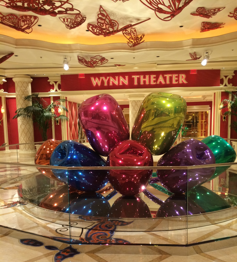 The Wynn Theatre - Will have to return to catch a show.