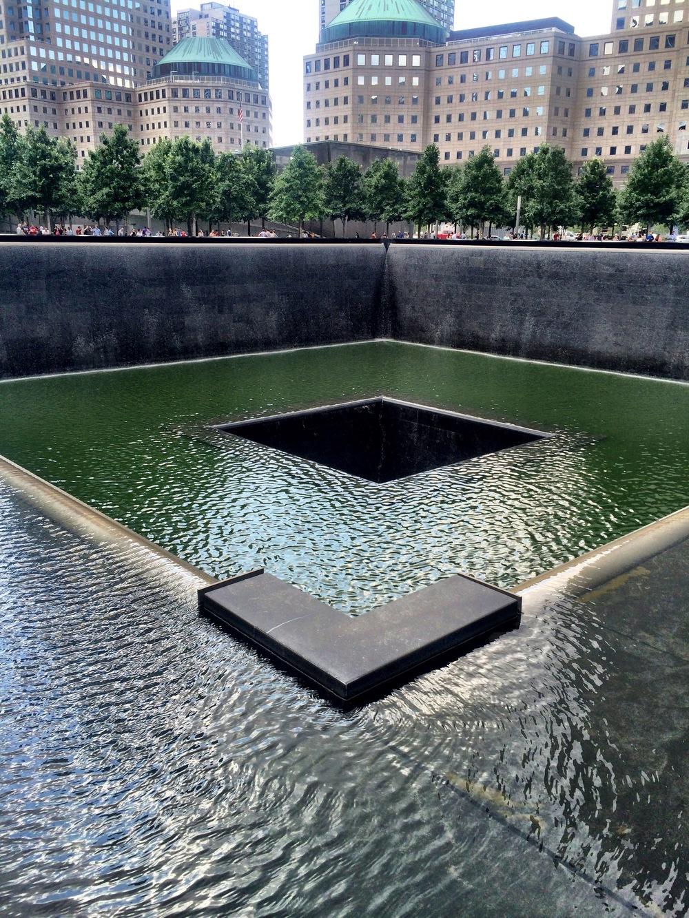 9.11 Memorial. Free in NYC
