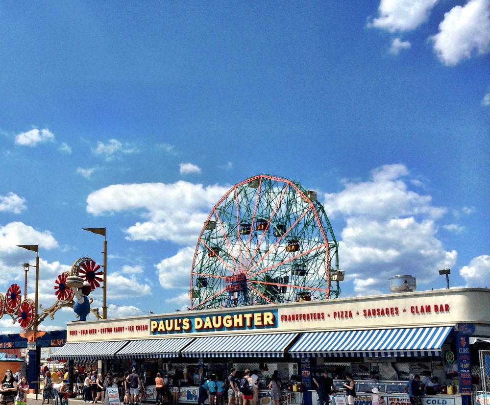 Coney Island. Free in NYC