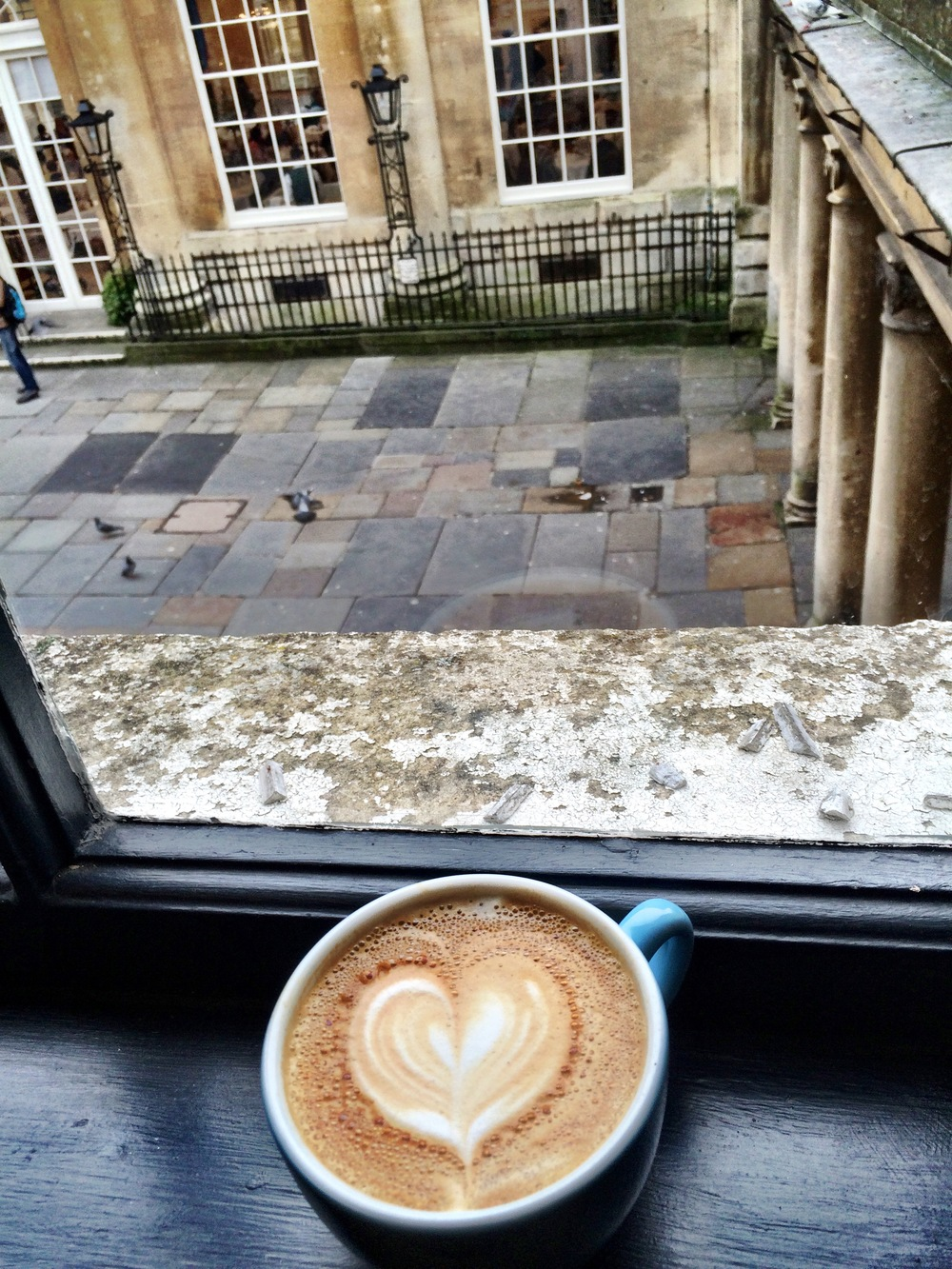 Jacob's Coffee, Bath , United Kingdom
