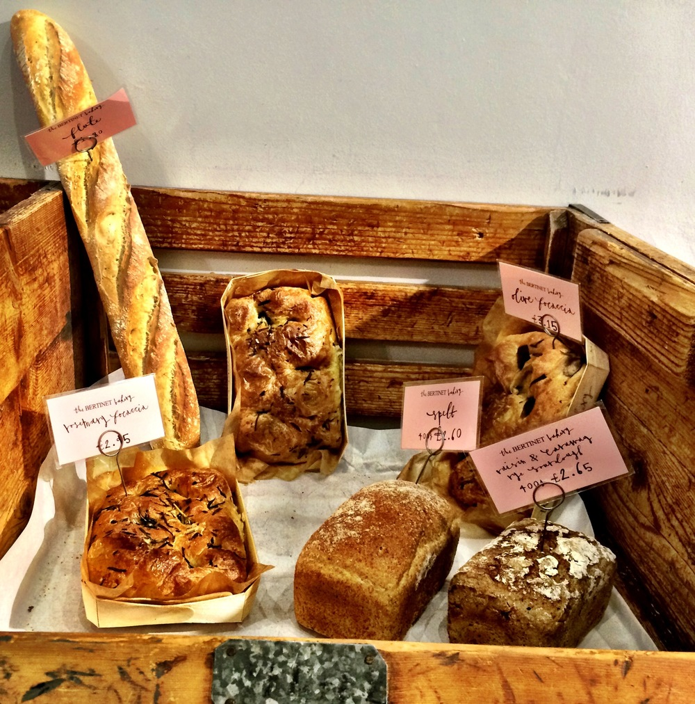 Bertinet Bakery, Bath, United Kingdom