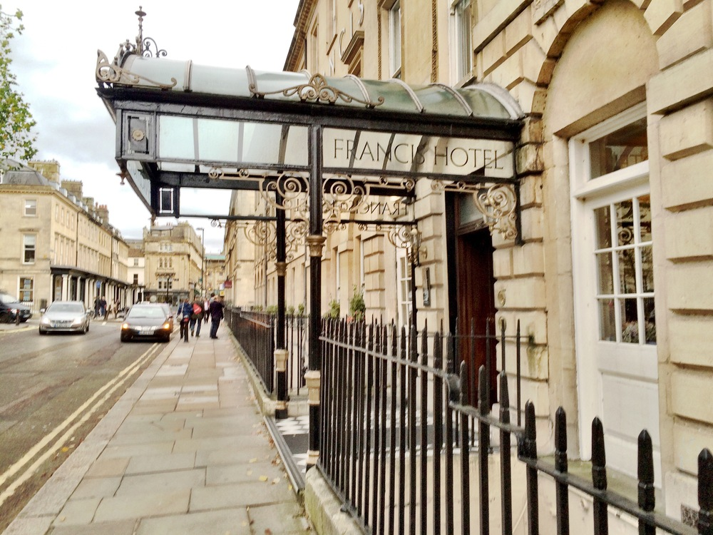 Francis Hotel, Bath, United Kingdom