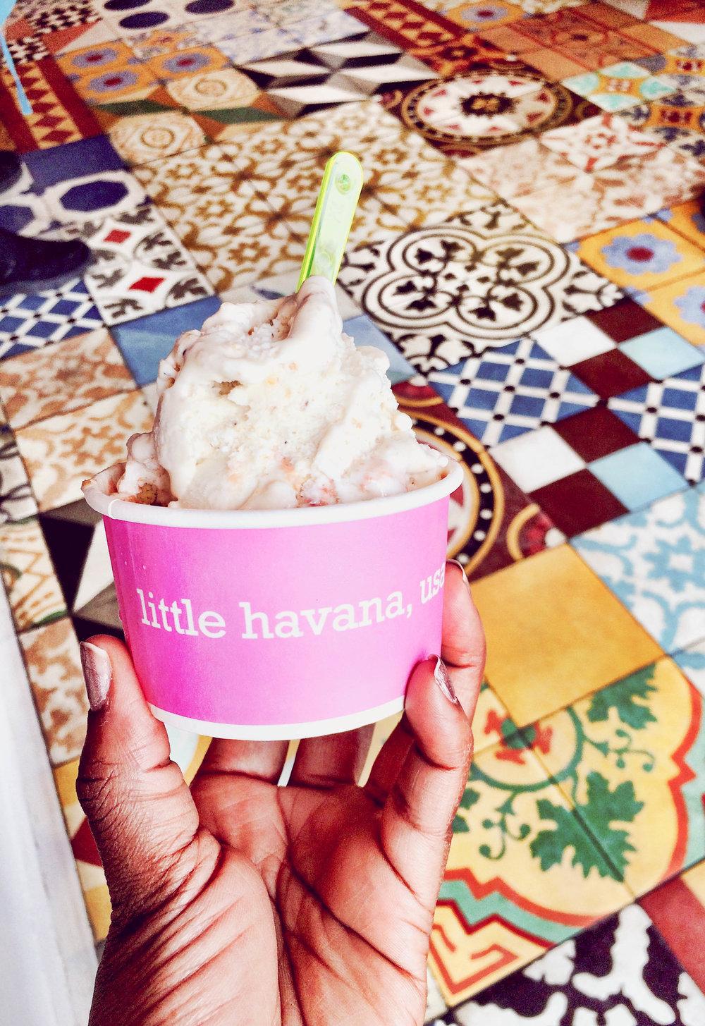 Azucar ice cream factory