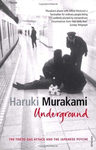 murakami underground