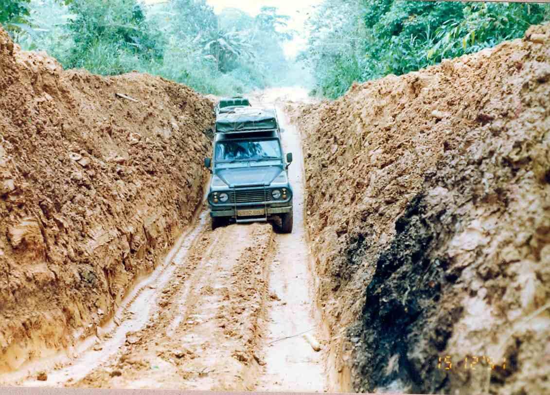 Zaire Mambasa-Beni An even better Pothole