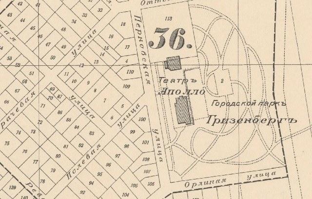 Grīziņkalns 1908. gadā