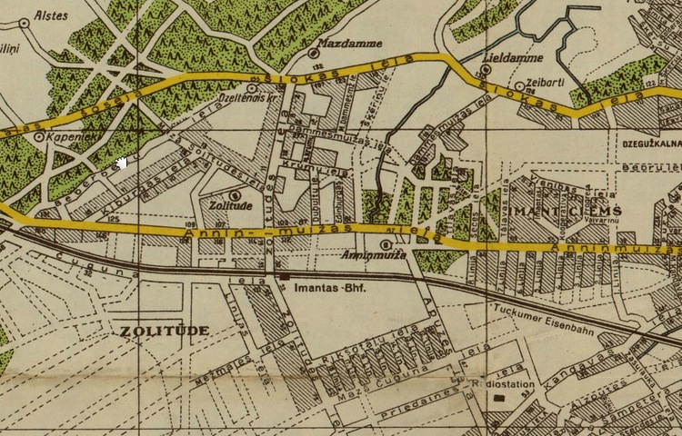 1941. gada Lufwaffe karte