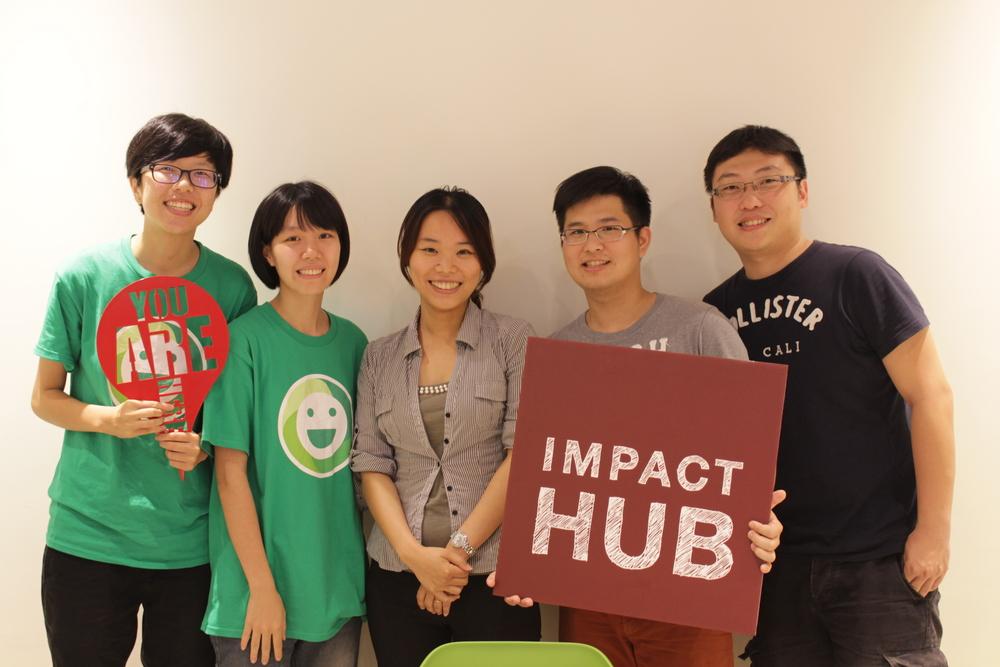 註Domi與Impact Hub的連結相當緊密。.JPG