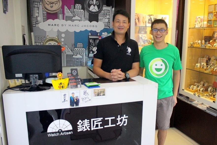 2016/8/16 DOMI 綠然電子報編輯 何威融 / 採訪報導