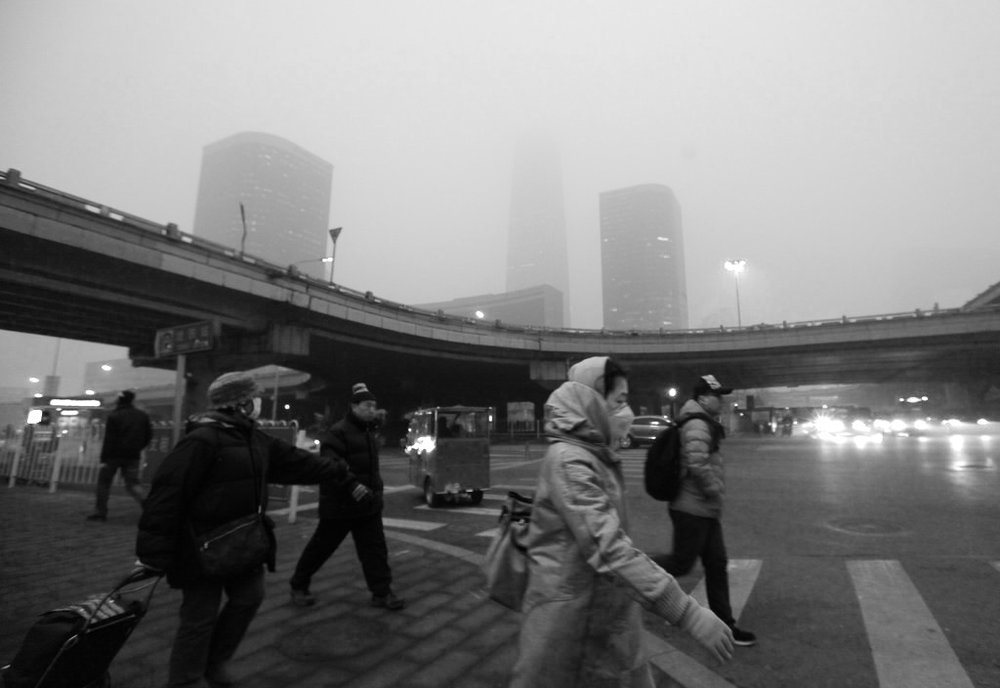 空氣污染|隱形殺手在你左右