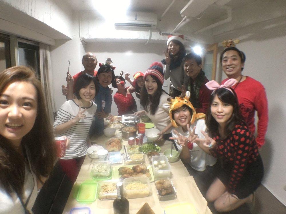 聖誕派對(2)