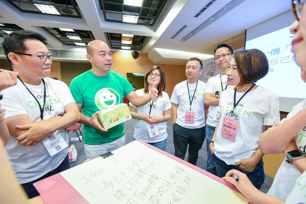 「萊雅公民日」全球獻愛! 台灣萊雅員工幫助逾5,500個弱勢家庭 實踐企業公民責任 - 關鍵評論網