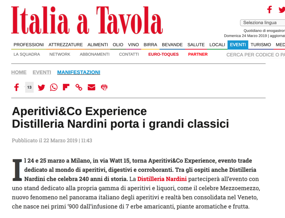 Italiaatavola.net -