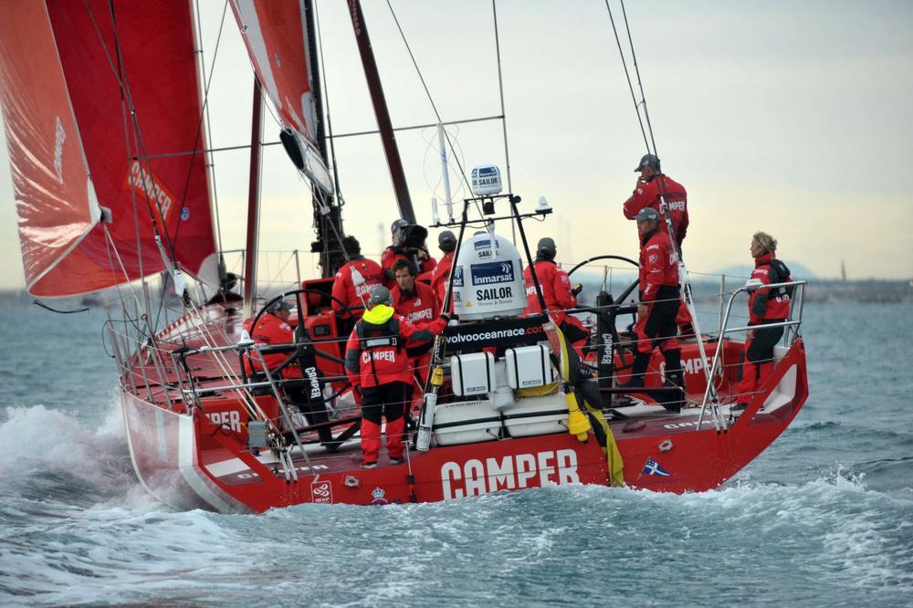 Camper Volvo Ocean Race 2011-2012