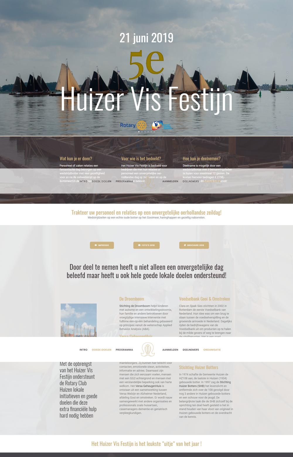 Huizer Vis Festijn