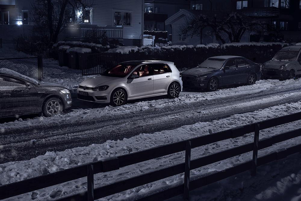 """Gumpens Auto Vest, """"Parkeringsvarmeren"""""""