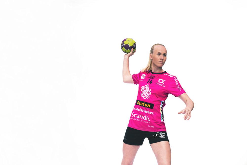 Hanne Andve, Vipers Kristiansand