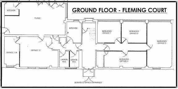 Ground floor wing 1