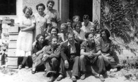 Belegschaft 1950