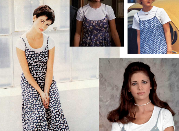 I remember these fashion trends from the 90's! - Miss Moss did a fun blog about fun fashion moments.