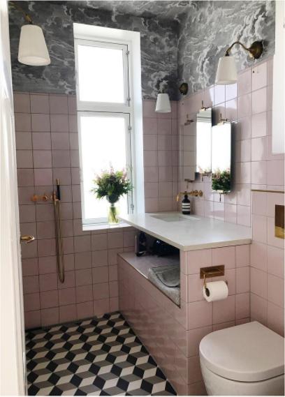 pernille Teisbaek bathroom